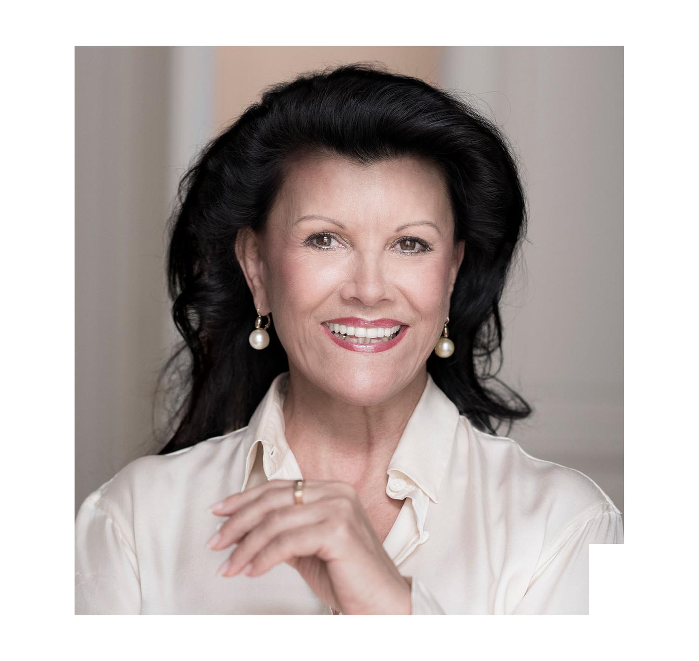 Mag. Anita Frauwallner, Präsidentin OePROM